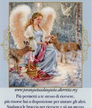 L'Oracolo degli Angeli dell'Abbondanza del 28 luglio