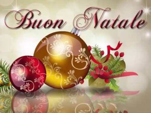 Amorevoli Auguri di Buon Natale