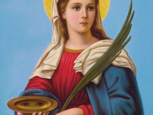Festa di Santa Lucia (13 dicembre)