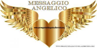 Messaggio Angelico del 13 aprile