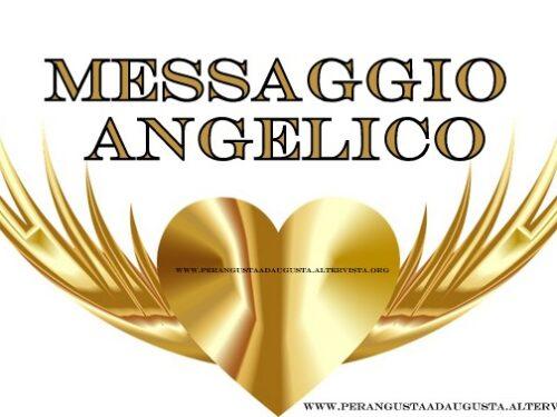 Messaggio Angelico del 15 giugno